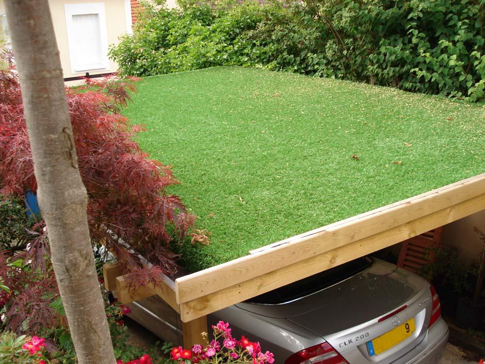 herbe synthetique pour terrasse stunning votre jardin. Black Bedroom Furniture Sets. Home Design Ideas