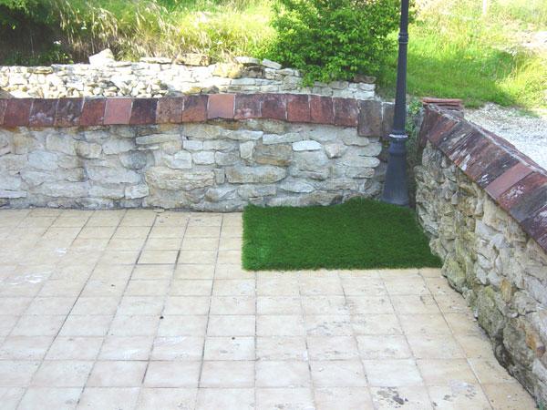 beaux gazons photos 32 du gazon synth tique la belle pelouse artificielle pour jardin balcon. Black Bedroom Furniture Sets. Home Design Ideas